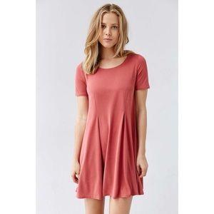 UO | silence + noise RILEY swing T-shirt dress S
